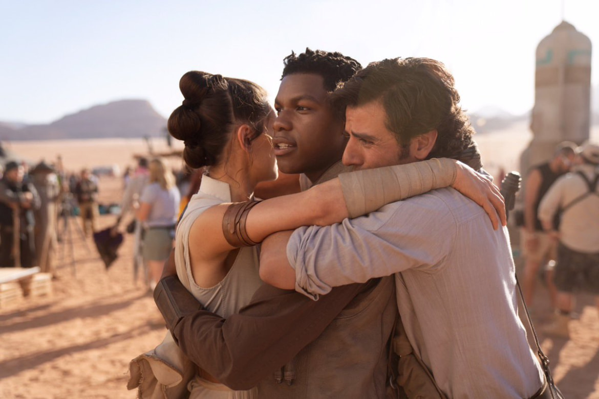 Star Wars: Episode IX Has Finished Filming