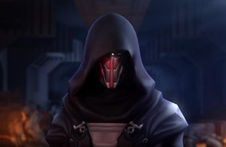 Darth Revan Invades Star Wars Galaxy of Heroes | Star Wars Time
