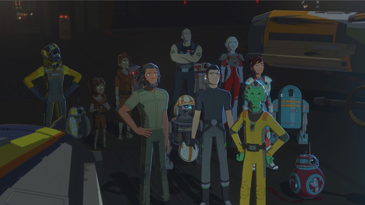 Top 10 Moments From Star Wars Resistance Season One