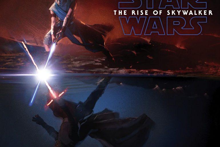 2019 MARVEL STAR WARS JOURNEY RISE SKYWALKER ALLEGIANCE #4 PRESALE-10//30