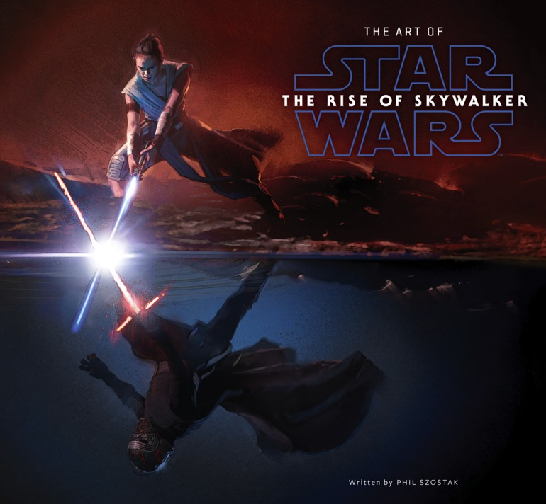 The Oracle And Other Concept Art From The Rise Of Skywalker Leaks Online Star Wars Time