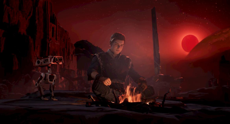 Star Wars Jedi: Fallen Order World Premiere Gameplay