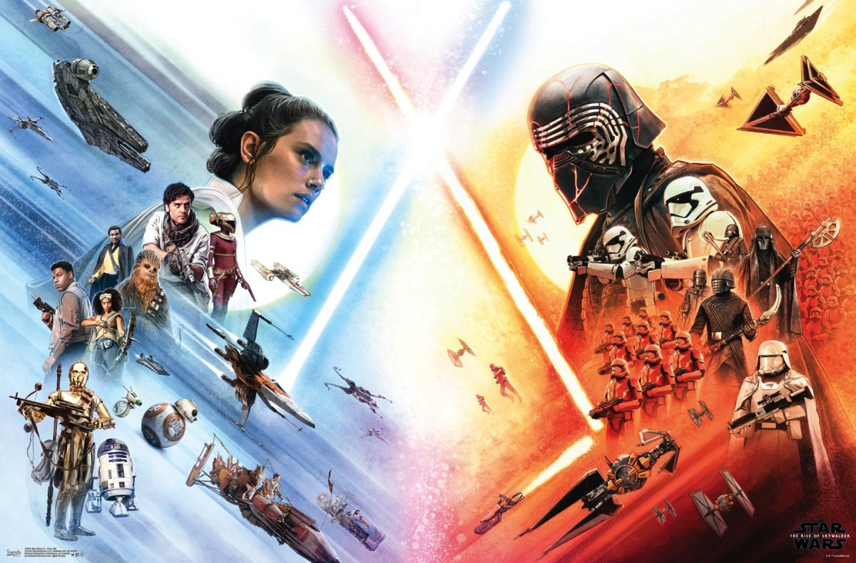 Soak Up New The Rise Of Skywalker Posters And Empire S Glorious Covers Star Wars Time