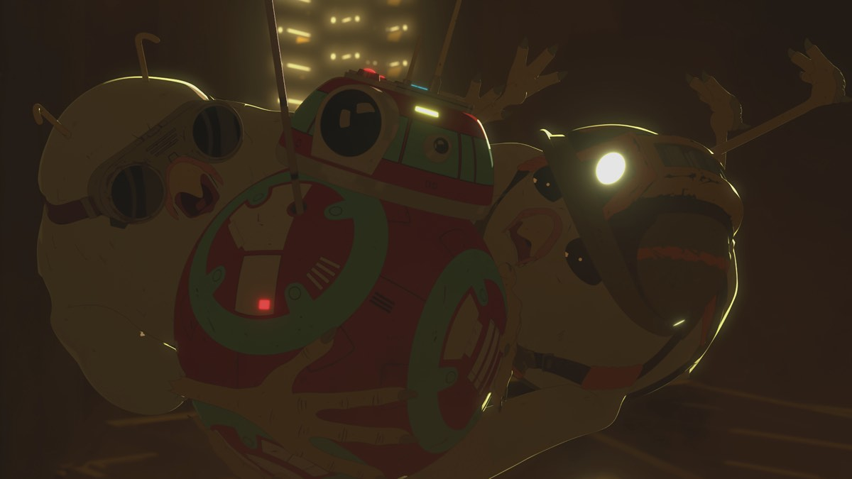 """Star Wars Resistance Season 2, Episode 6 Easter Eggs and References – """"From Beneath"""""""