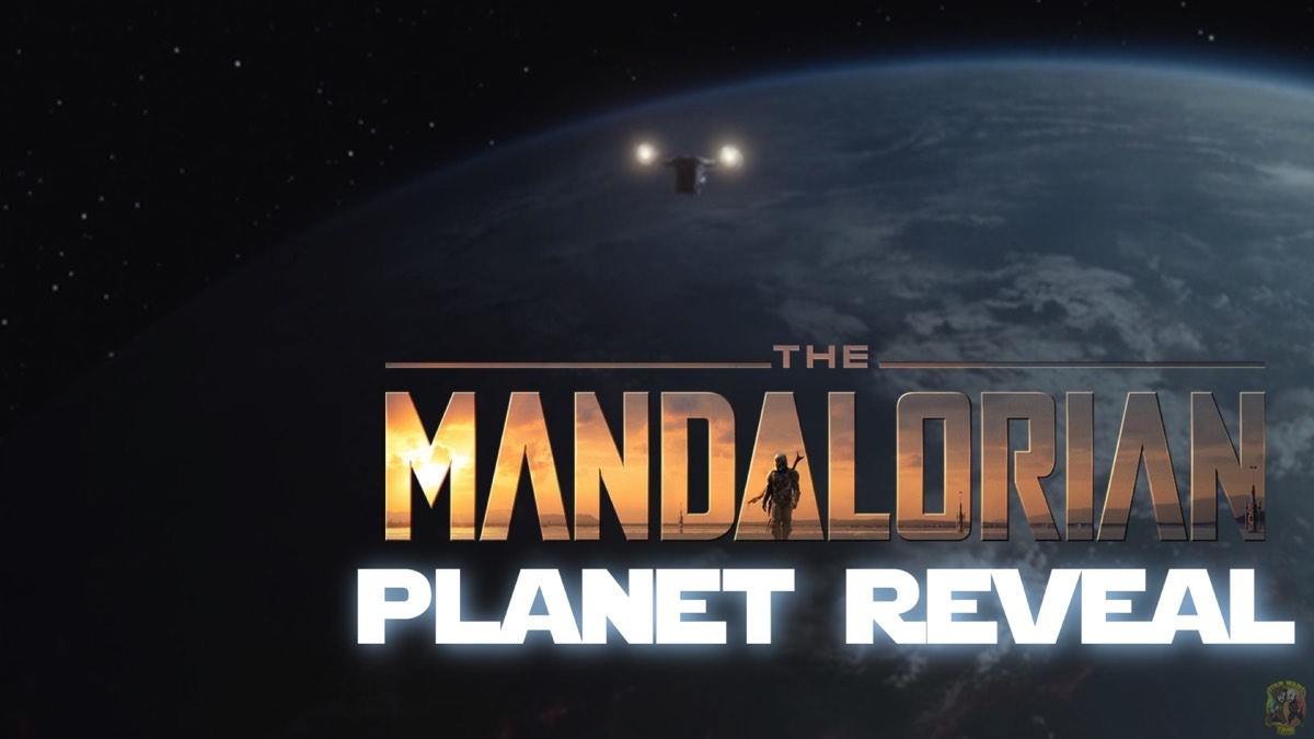 'The Mandalorian's' Bounty Hunter Guild Planet is Called Nevarro