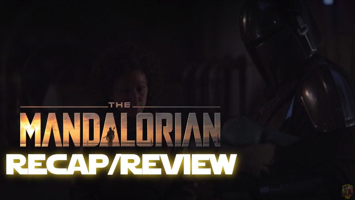 "The Mandalorian Season 1, Episode 5 Recap and Review – ""The Gunslinger″"