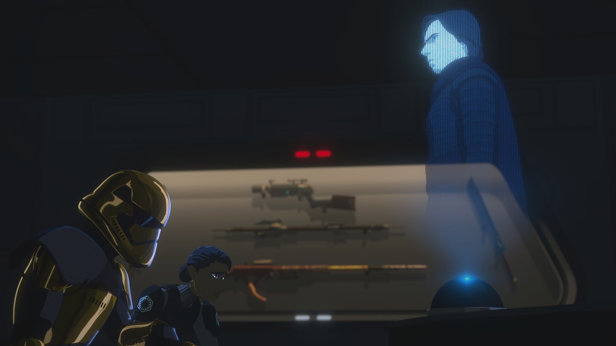 Stills and a Teaser Released for the Series Finale of Star Wars Resistance