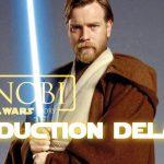 Kenobi Production Delay Confirmed by Ewan McGregor, Won't Affect Release Date