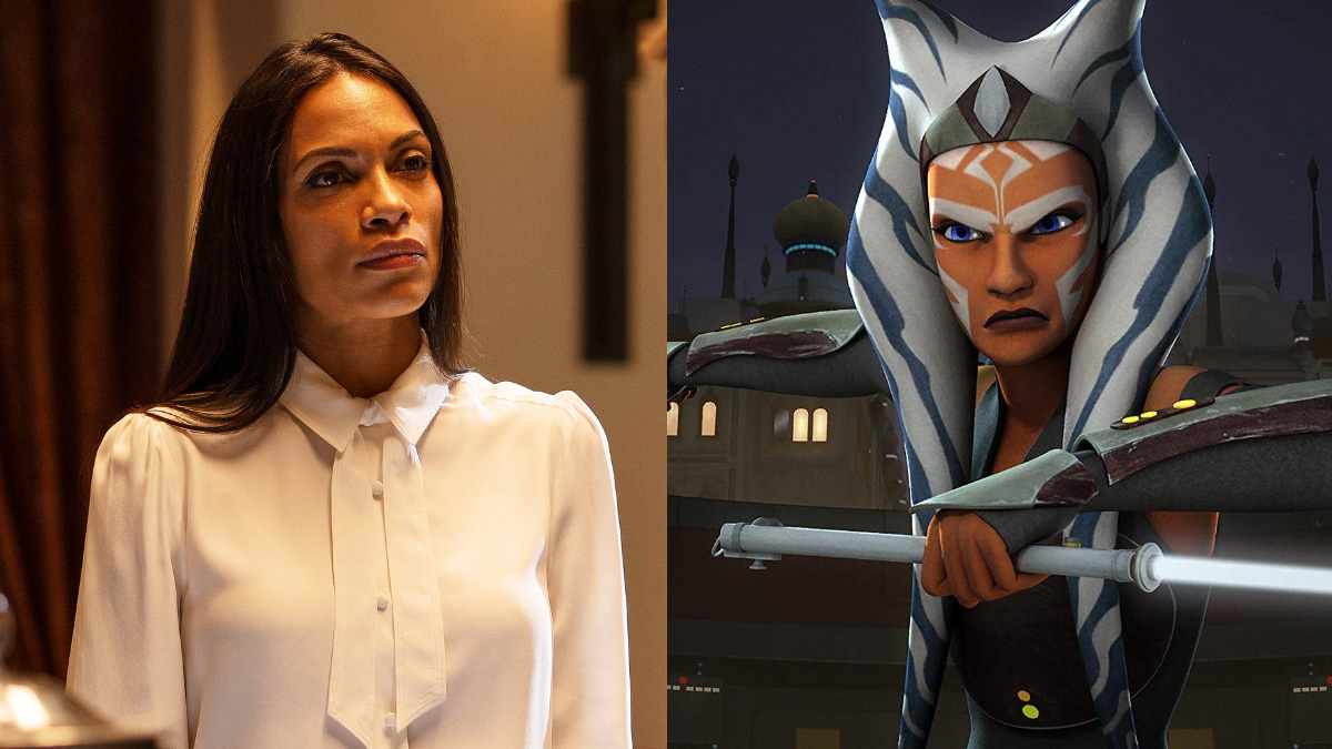 Rumor Ahsoka Tano Cast In The Mandalorian Season 2 Star Wars Time