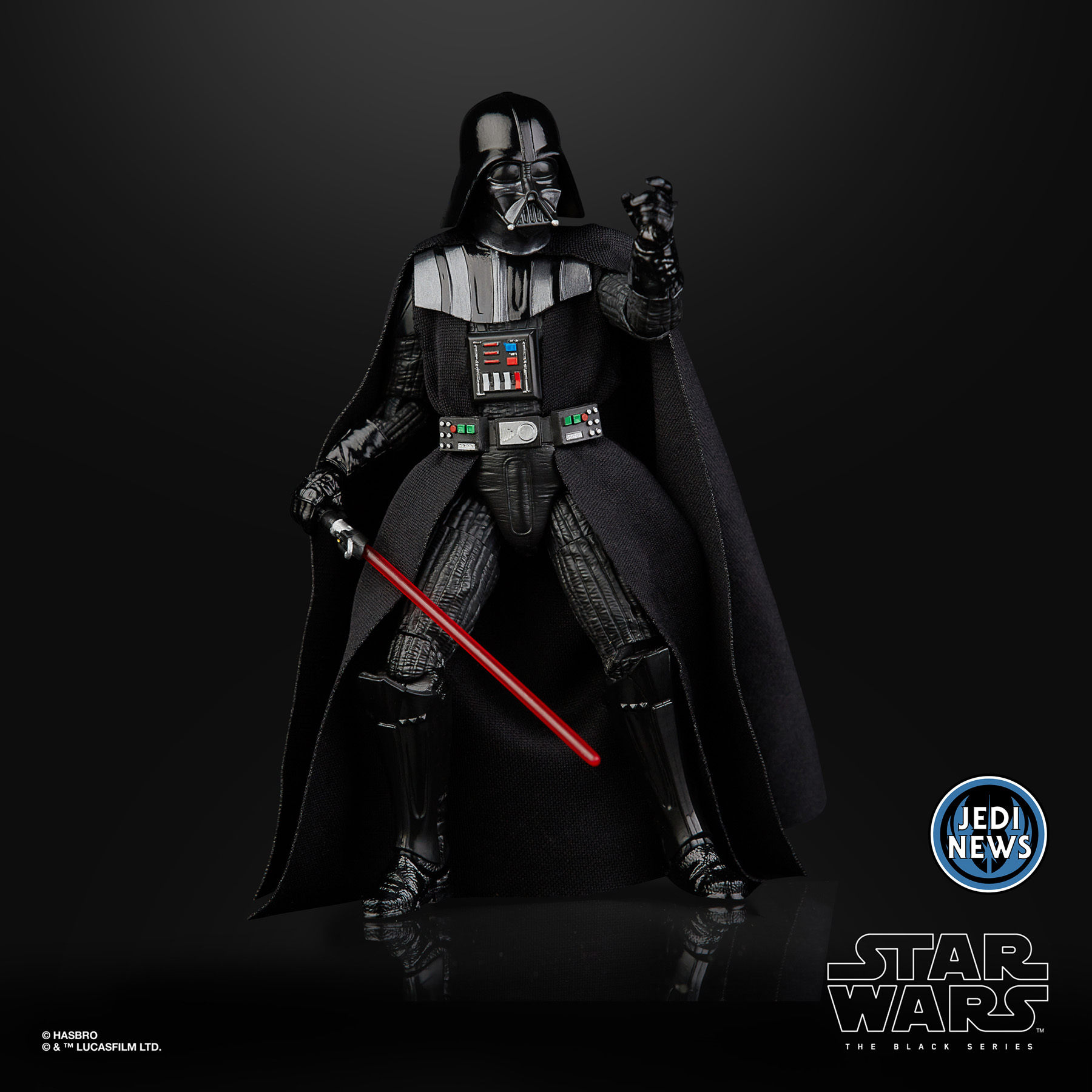 Details about  /Star Wars Black Series Darth Vader ESB