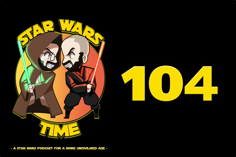 SWTS: New Toys Overload, The Clone Wars S7E6 Breakdown, The Mandalorian Season 2 Casting Rumors, Filoni's Tease, More TROS Novel Revelations, & Top 5