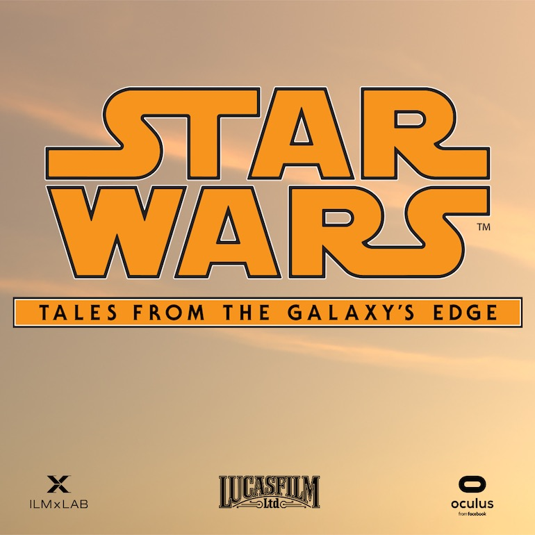 Star Wars: Tales From Galaxy's Edge Trailer