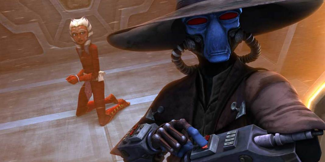 Cad Bane Black Series Figure Rumored to be a Summer 2020 Con Exclusive