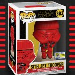 SDCC Exclusive Funko Sith Jet Trooper Revealed
