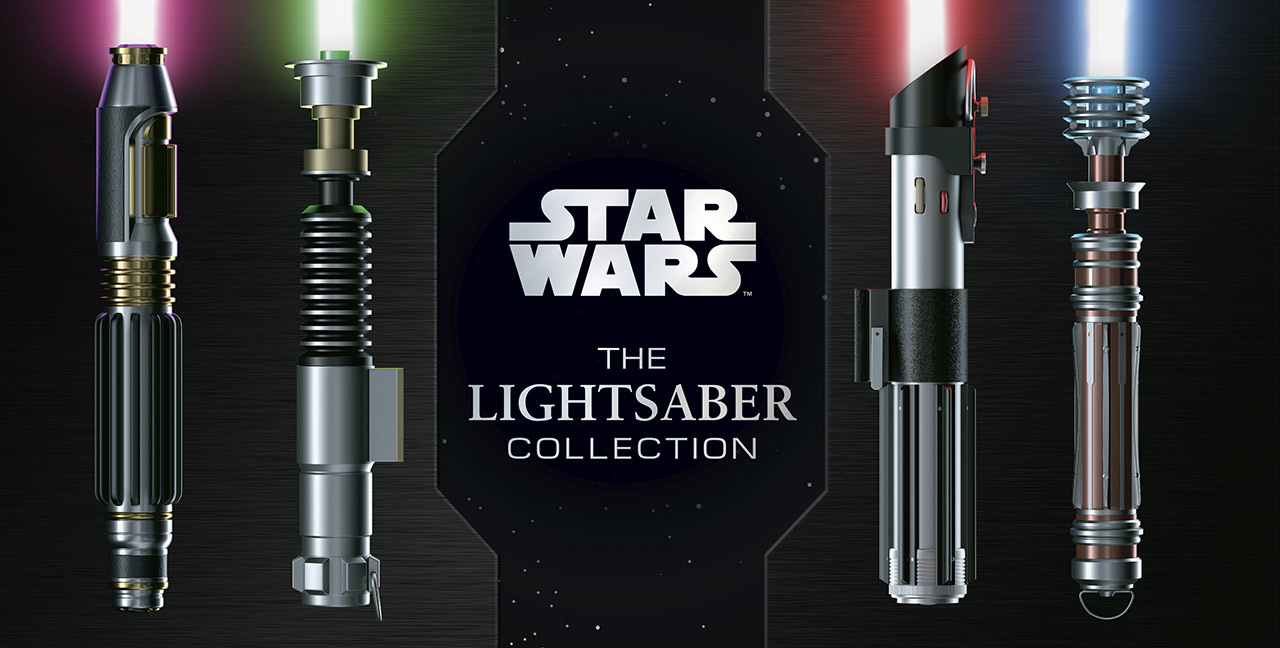 Star Wars The Lightsaber Collection Sneak Peek