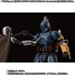 S.H. Figuarts The Armorer & Heavy Mando Revealed