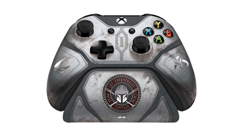 Mandalorian Armor Themed Wireless Xbox Pro Controller Available for Pre-Order