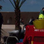 Exclusive: Diego Luna On Set of New Andor Location