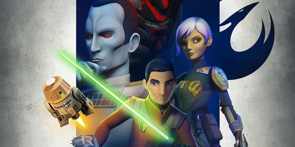 Live Action Thrawn and Ezra Bridger Rumored to Have Been Cast