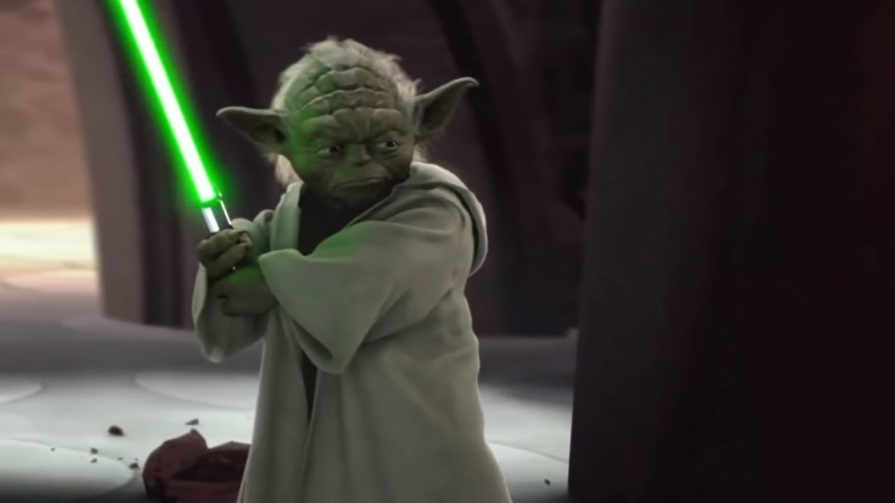Yoda vs Dooku Was a Last Minute Addition to Attack of the Clones